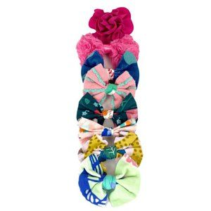 Matilda Jane Hair Clips Bows Realm Spinning Tops